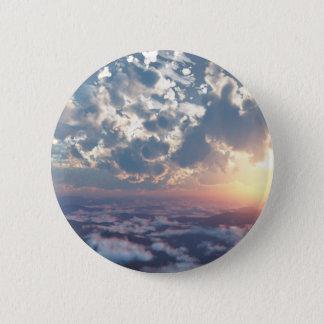 Sunset Skies Button