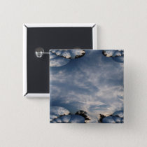 Sunset Skies Fractal Button