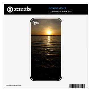 Sunset iPhone 4 Skins