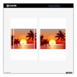SUNSET SKINS FOR KINDLE FIRE