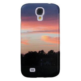 Sunset Sky Samsung Galaxy S4 Case
