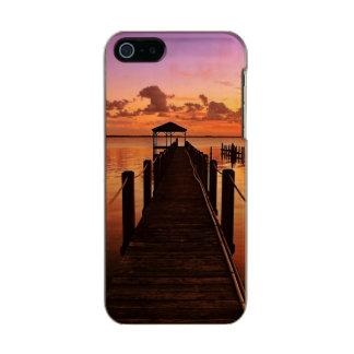 Sunset Sky Metallic Phone Case For iPhone SE/5/5s