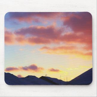 Sunset Sky Photo Mouse Pad