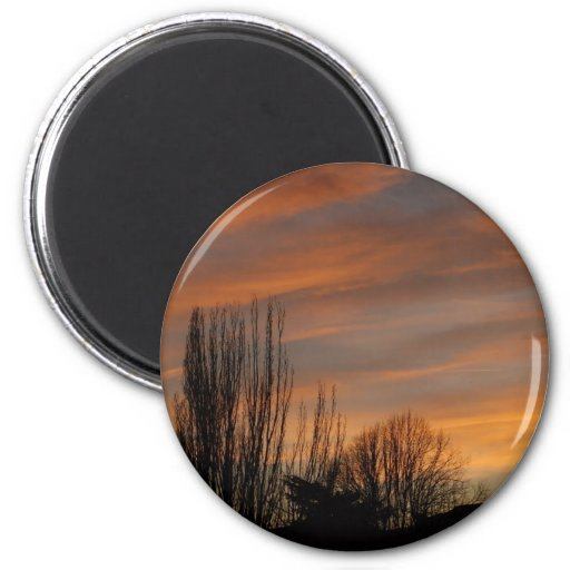 Sunset Skyscape Magnet