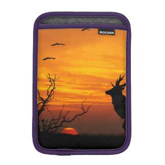 sunset sleeve for iPad mini