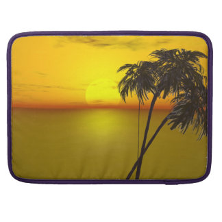 Sunset Sleeves For MacBook Pro