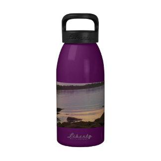 Sunset Slough Water Bottle