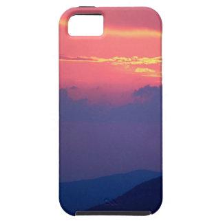 Sunset Smokey Mountain Mortons Overlook iPhone SE/5/5s Case