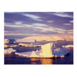 Sunset Sound, postcard
