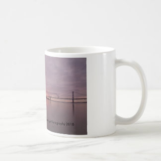 Sunset South Queensferry Coffee Mug
