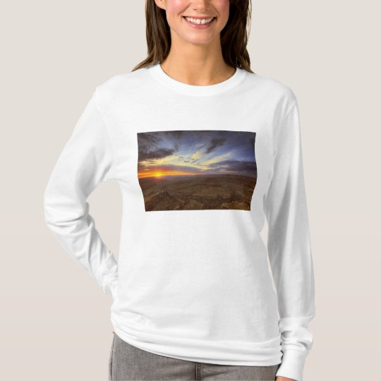 Sunset, south rim of the Grand Canyon, Grand T-Shirt