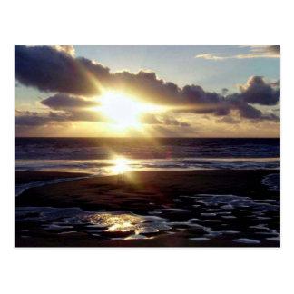 Sunset, South shore Postcards