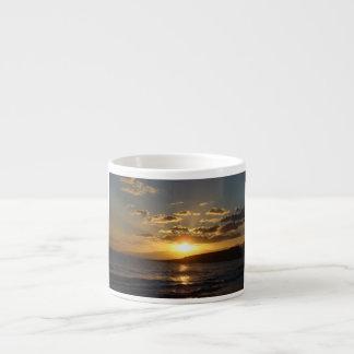 Sunset 6 Oz Ceramic Espresso Cup