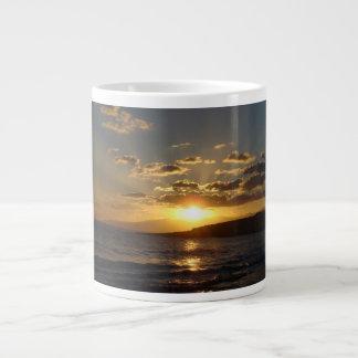Sunset 20 Oz Large Ceramic Coffee Mug