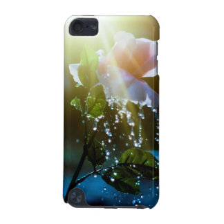 Sunset Splash Pink Rose iPod Touch 5G Cover