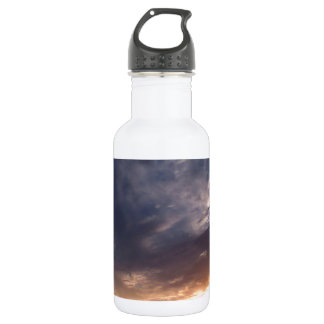 Sunset St Bees Cumbria Stainless Steel Water Bottle