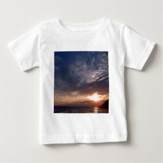 Sunset St Bees Cumbria Tee Shirt