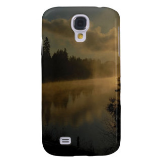 Sunset Steamy Shadow Samsung Galaxy S4 Cover