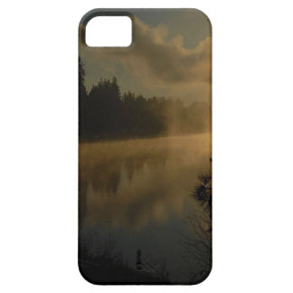 Sunset Steamy Shadow iPhone 5 Cover