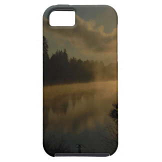 Sunset Steamy Shadow iPhone 5 Covers