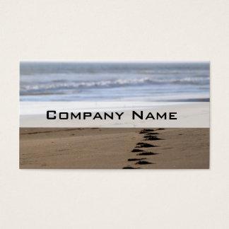 Sunset Steps Business Card