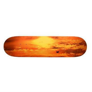 Sunset Strip Skateboard