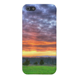 Sunset Sun Spike Speck® HardShell Case iPhone 4/4S Covers For iPhone 5