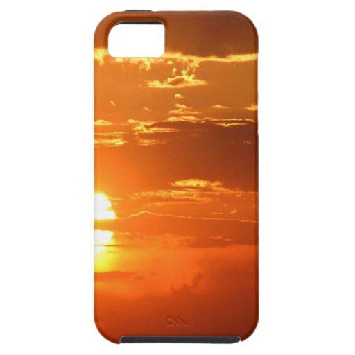 Sunset Sunbeam Sky Case For iPhone 5/5S