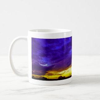Sunset / Sunflower Coffee Mug