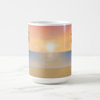Sunset / Sunrise Beach Scene: Mug
