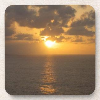 Sunset Sunrise Beverage Coaster