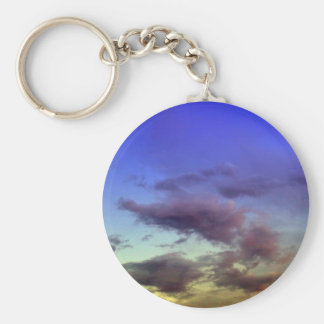 Sunset / Sunrise Sky & Clouds Key Chains
