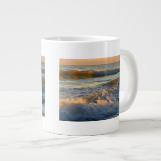 Sunset Surf Giant Coffee Mug