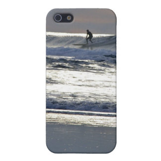 Sunset Surfer iPhone 5 Cover