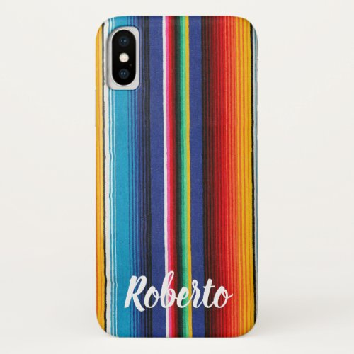 Sunset Surfing Blanket with Custom Name Print Phone Case