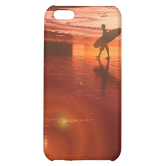 Sunset Surfing iPhone 4 Case