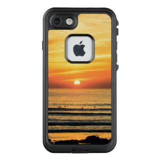 sunset surfing LifeProof FRĒ iPhone 7 case