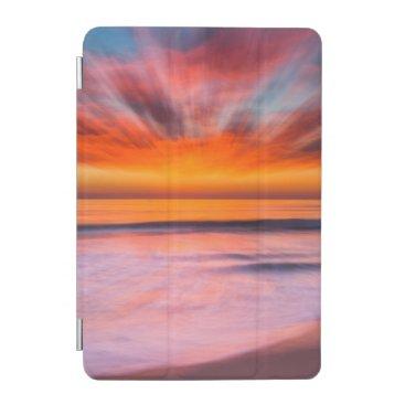 Sunset Tamarack Beach | Carlsbad, CA iPad Mini Cover