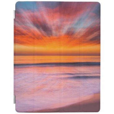 Sunset Tamarack Beach | Carlsbad, CA iPad Smart Cover