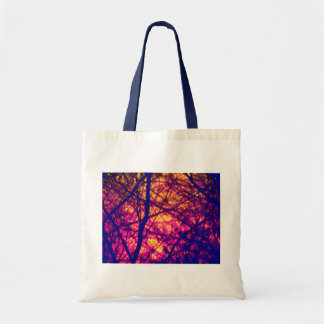 Sunset Through Branches Bag