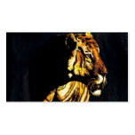 sunset tiger 2 Double-Sided standard business cards (Pack of 100)