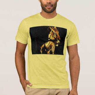 sunset tiger T-Shirt