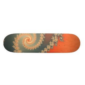 Sunset Tongues Skateboard