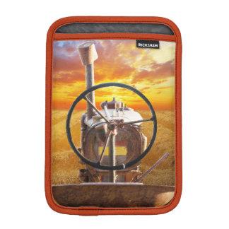 Sunset Tractor Design iPad Mini Sleeves