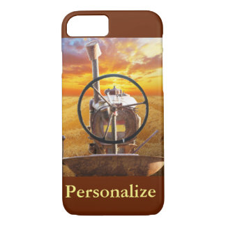 Sunset Tractor Design iPhone 8/7 Case