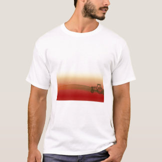 Sunset Tractor T-shirt