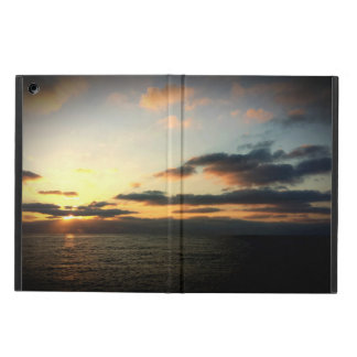 sunset tranquility case for iPad air