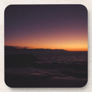 Sunset Transition Beverage Coaster
