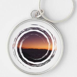 Sunset Transition Key Chain