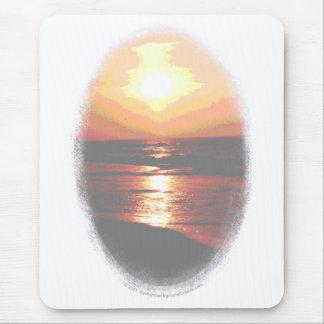 Sunset Transparency Mousepad